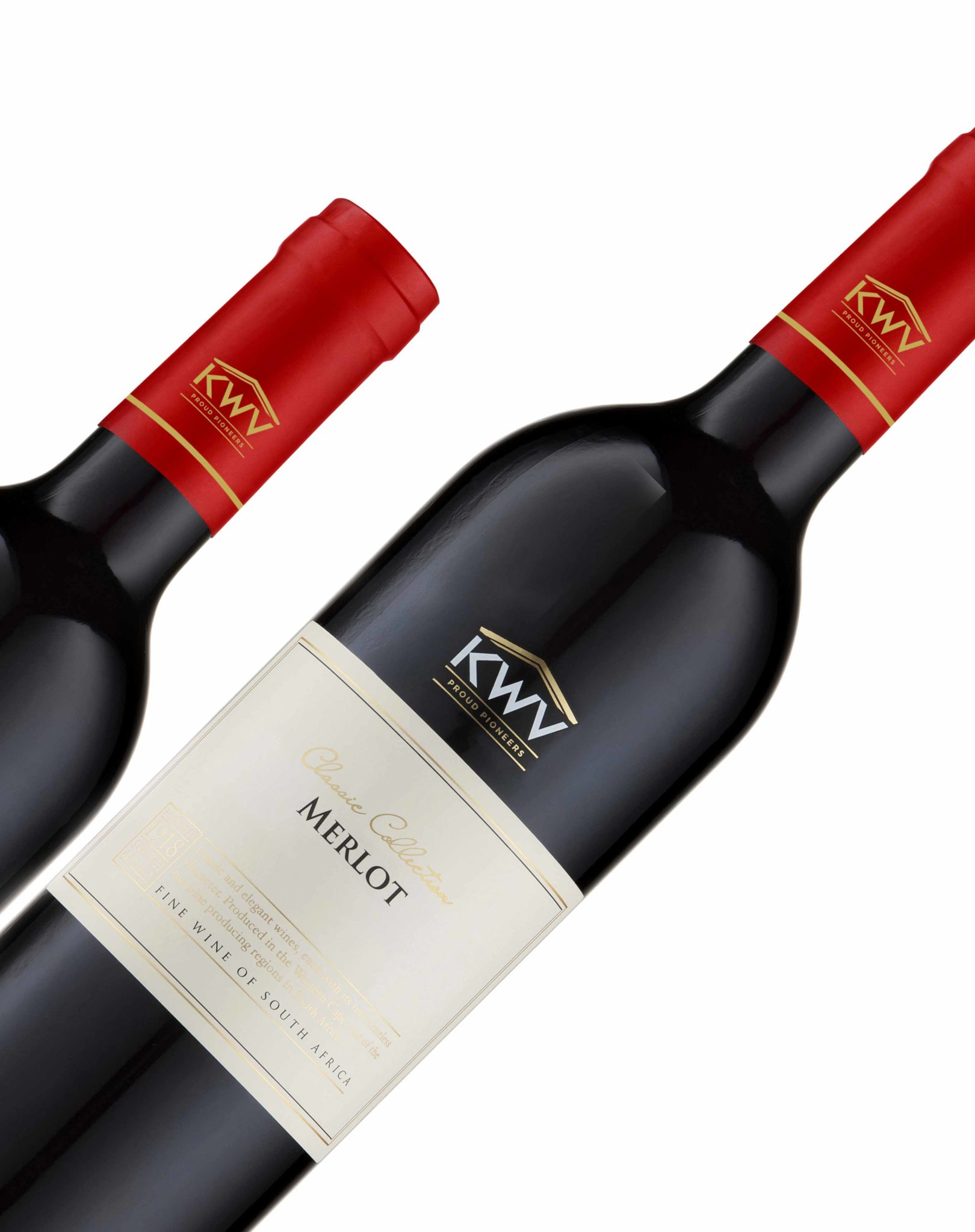KWV Classic Collection Merlot 2015