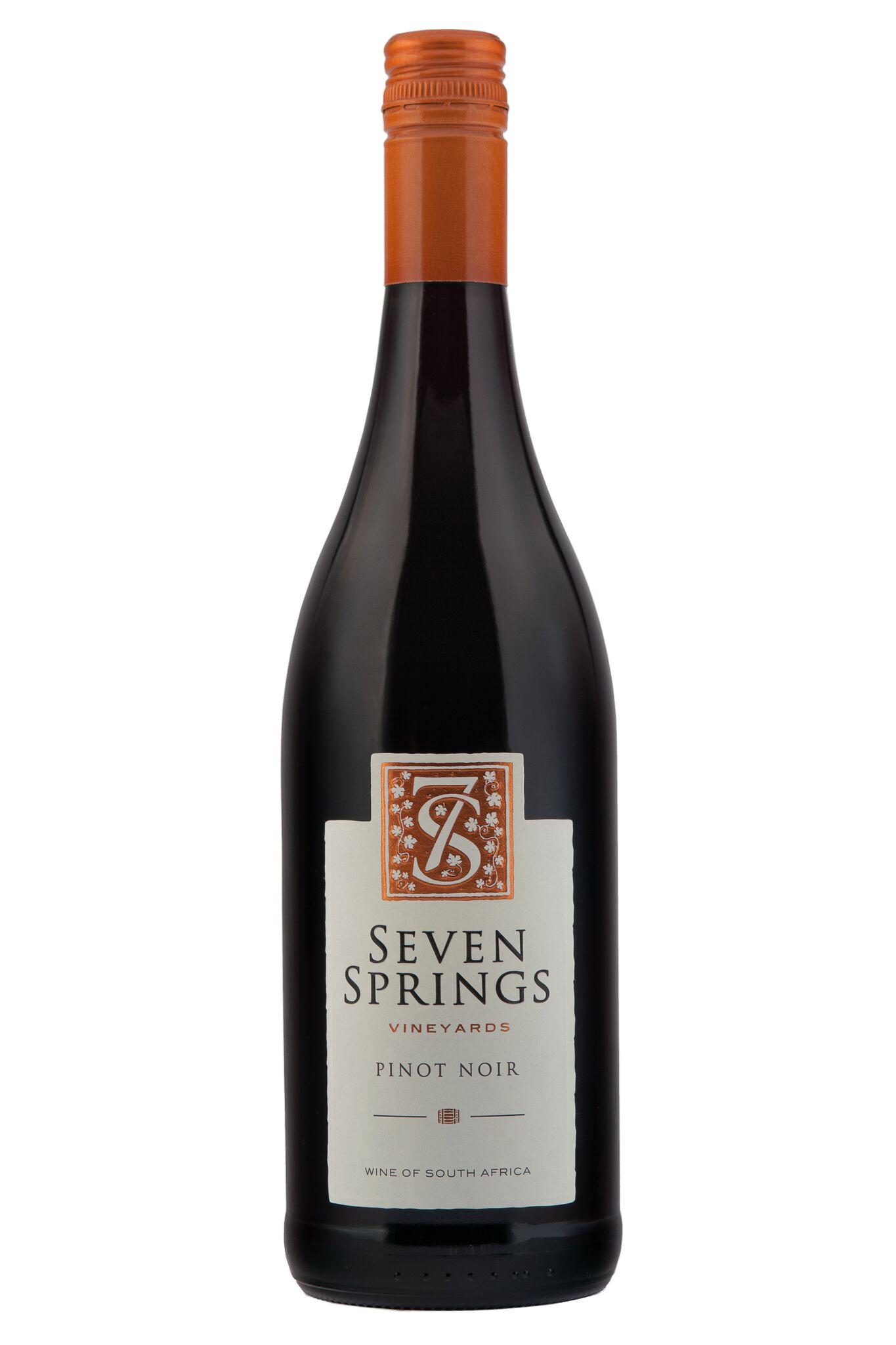Seven Springs Pinot Noir