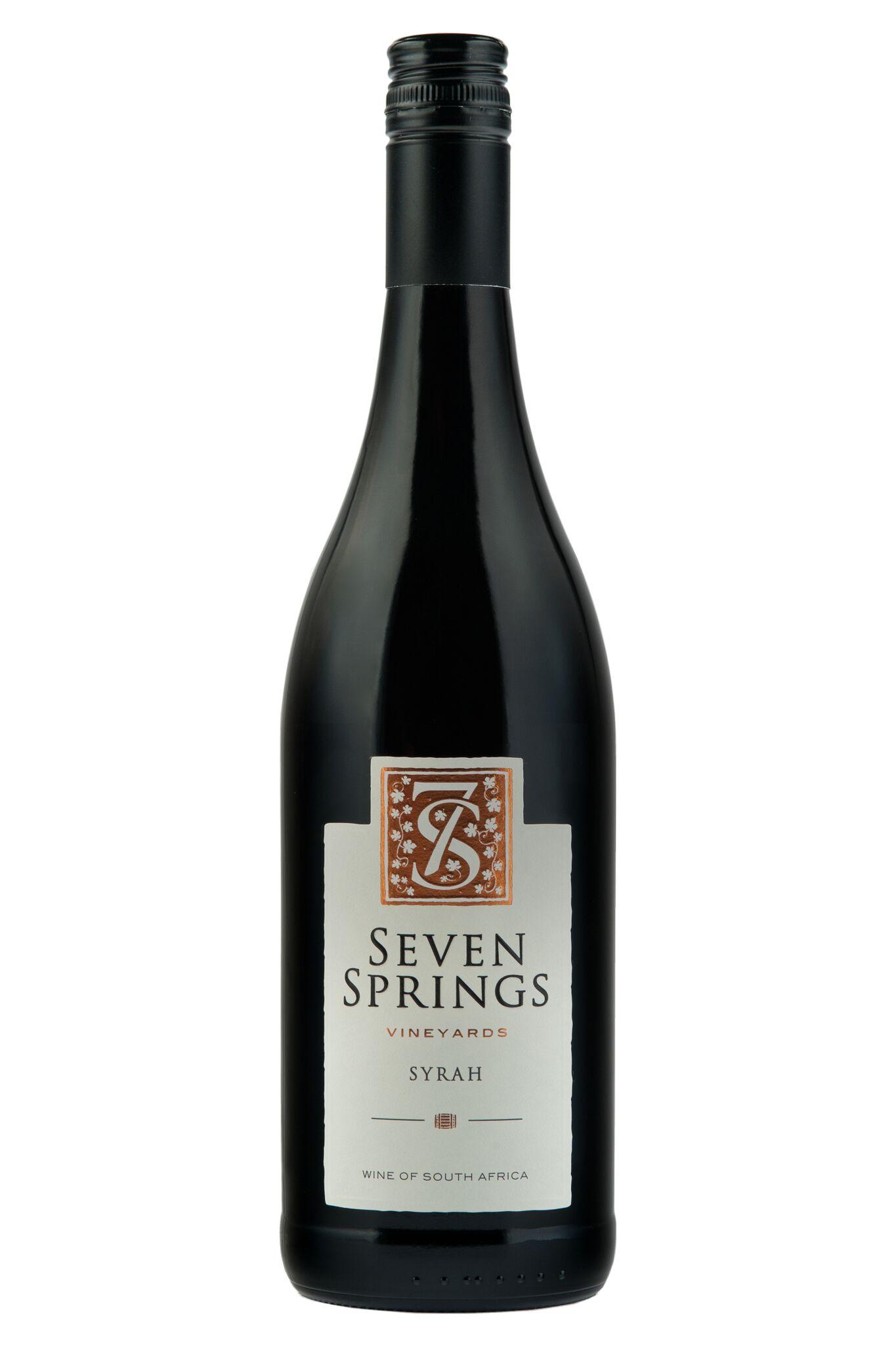 Seven Springs Syrah