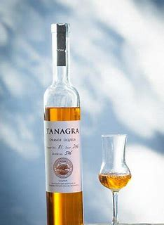Tanagra orange Liqueur