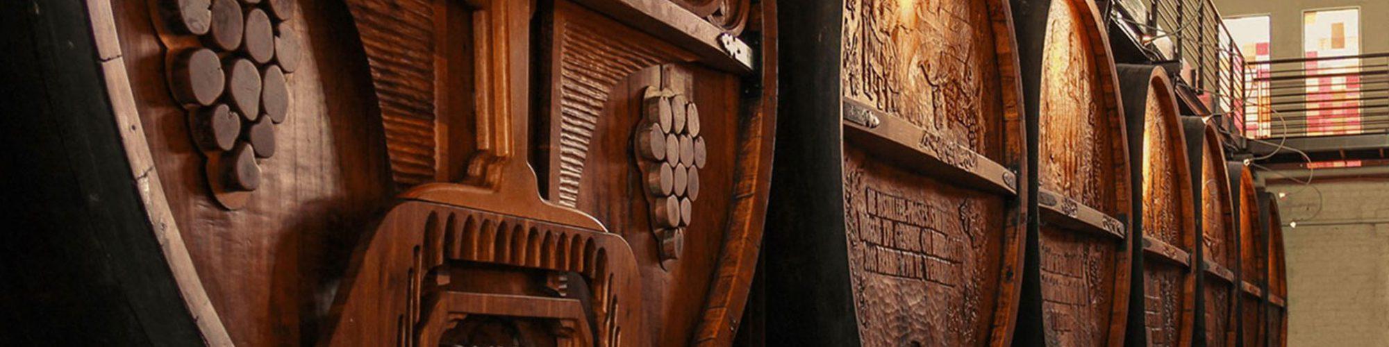 KWV Wooden Casks